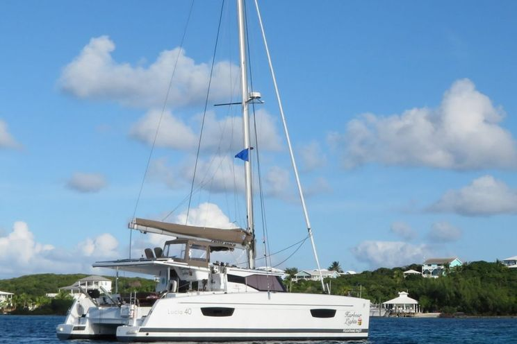 Charter Yacht Fountaine Pajot Lucia 40 - 3 Cabins - 2019 - Annapolis