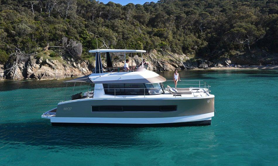 Fountaine Pajot Motor Yacht 37 - 3 Cabins - 2020 - Ajaccio - Corsica - France