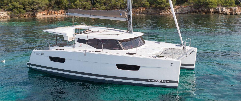 Fountaine Pajot Lucia 40 - 4 Cabins - 2020 - Ajaccio - Corsica - French Riviera