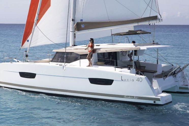 Charter Yacht Fountaine Pajot Lucia 40 - 4 Cabins - 2018 - Nassau - Exumas - Bahamas