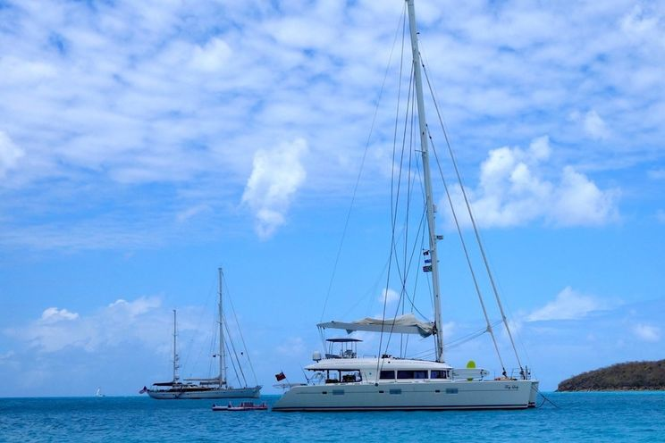 Charter Yacht FOXY LADY - Lagoon 620 - 4 Cabins - BVI - Tortola - Virgin Gorda - British Virgin Islands