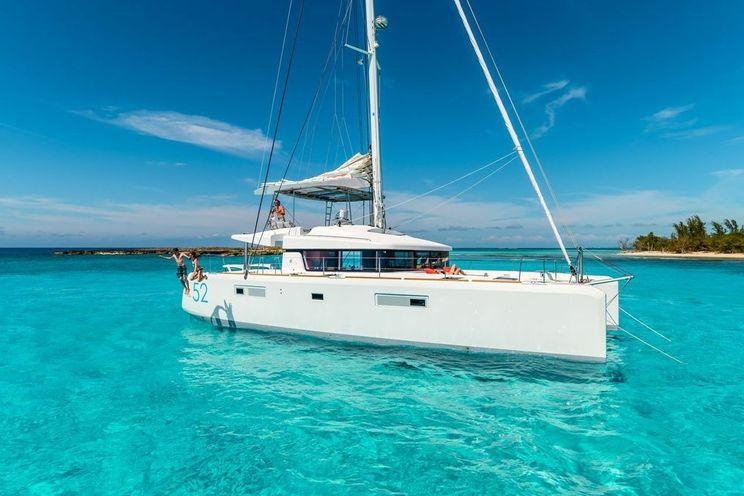 Charter Yacht KEPI - Lagoon 52 - 5 Cabins - Lavrion - Santorini - Mykonos - Paros