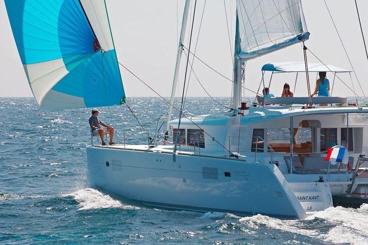 Charter Yacht FRENCH KISS - Lagoon 450 - 4 Cabins - Grenadines - Grenada - Leeward Islands - Windward Islands