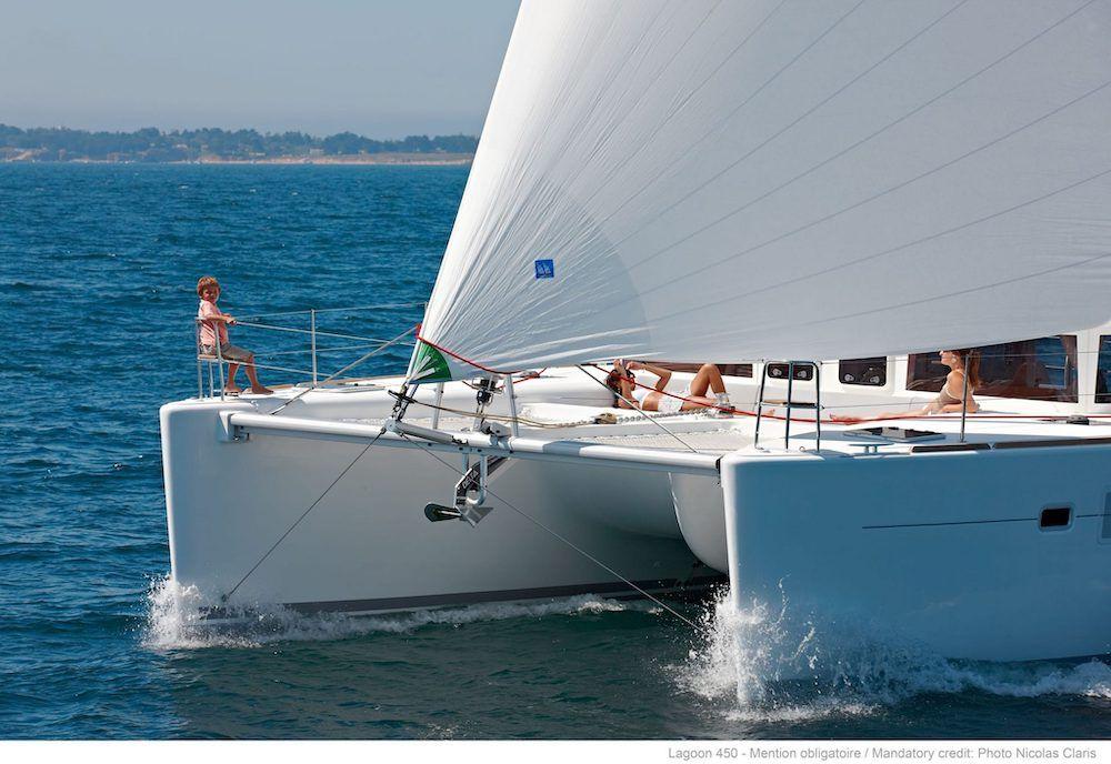 FRENCH KISS - Lagoon 450