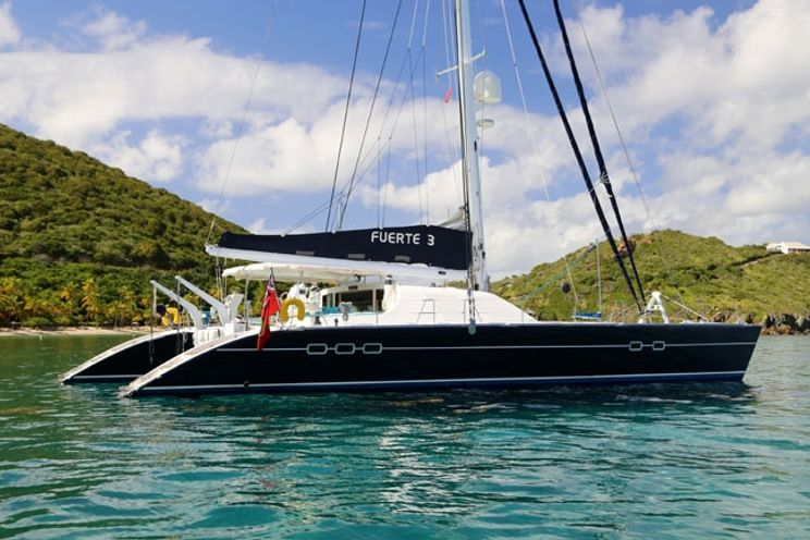 Charter Yacht FUERTE 3 - Lagoon 67 - 3 Cabins - Tortola - Virgin Gorda - Norman Island - Cooper Island - Jost Van Dyke
