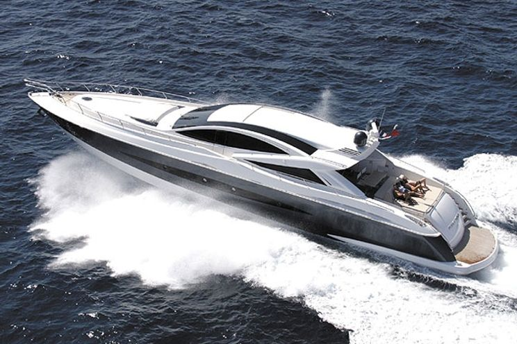 Charter Yacht FUNKY TOWN - Canados 90 - 4 Cabins - St Tropez - Cannes - Monaco
