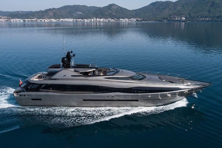Charter Yacht FX - Peri 38m - 5 Cabins - Bodrum - Marmaris - Gocek - Rhodes
