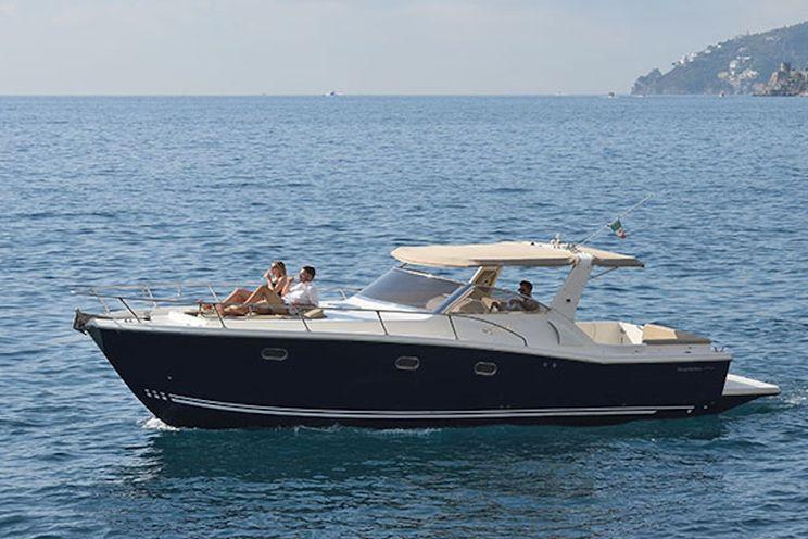Charter Yacht Gagliotta 37 - Day Charter Yacht - Amalfi - Capri - Naples - Sorrento