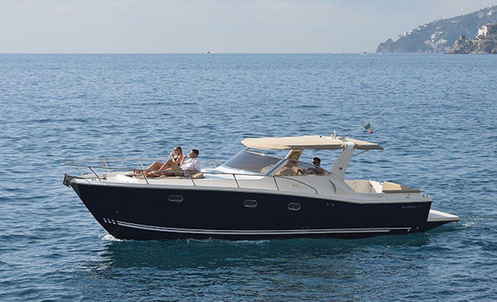 Gagliotta 37 - Day Charter Yacht - Amalfi - Capri - Naples - Sorrento