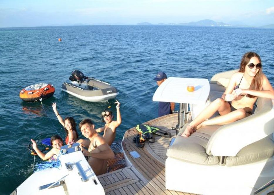 Galeon 460 - Water Toys