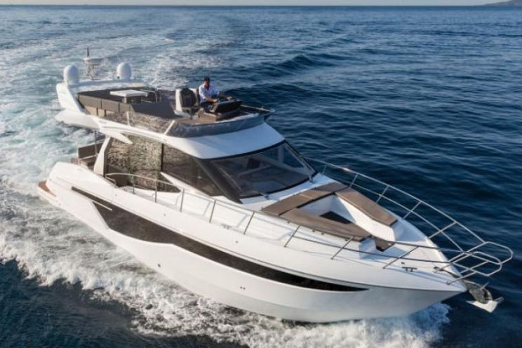 Charter Yacht Galeon 460 Flybridge - Day Charter 14 Guests - 3 Cabins Liveaboard - Phuket,Thailand