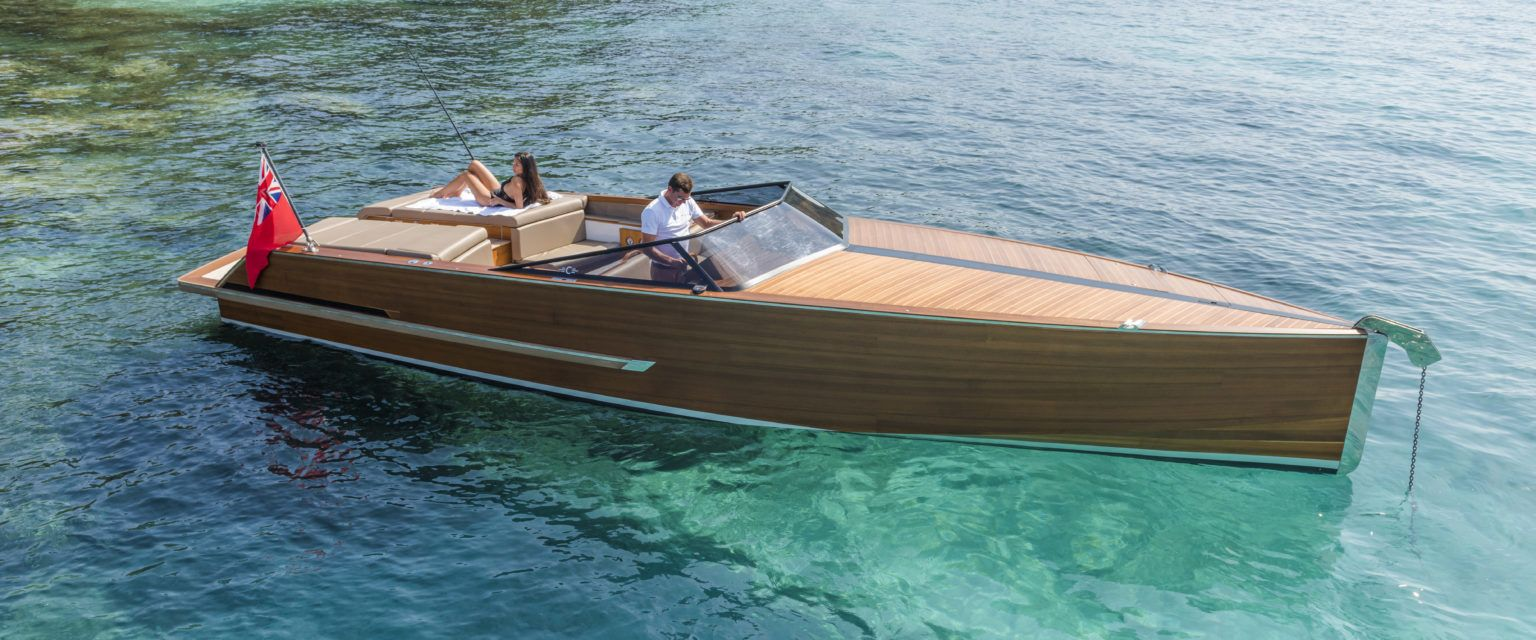 GAYA - Cockwells Titian 10m - Day Charter - 2018 - St Laurent du Var - Cannes - Monaco