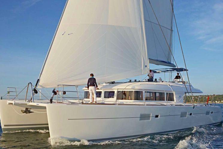 Charter Yacht GB ODYSSEY - Lagoon 620 - 4 Cabins - Langkawi, Malaysia and Phuket, Thailand