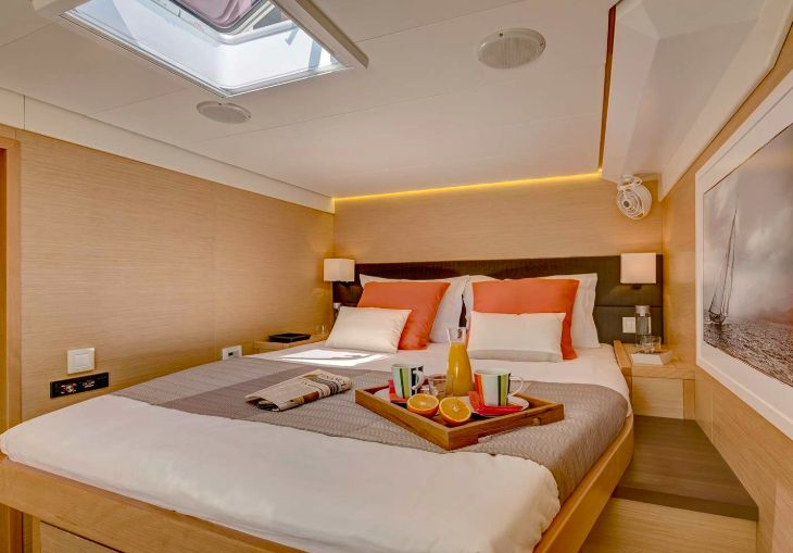 GB Odyssey - Double cabin