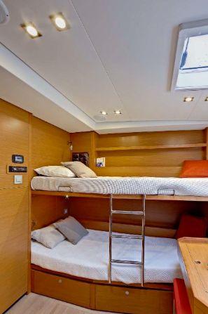 GB Odyssey - Twin cabin