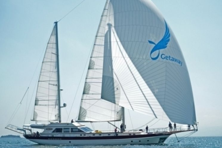 Charter Yacht GETAWAY - 4 Cabin Gulet - Gocek - Fethiye - Bodrum - Marmaris