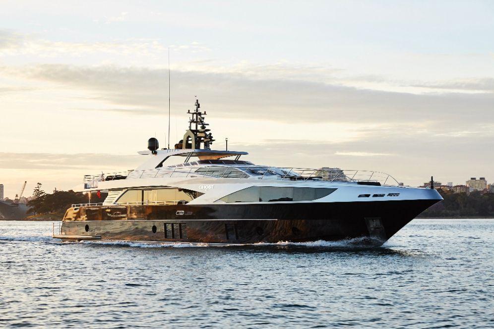 GHOST II - Gulf Craft 37m - 5 Cabins - Sydney - Whitsundays