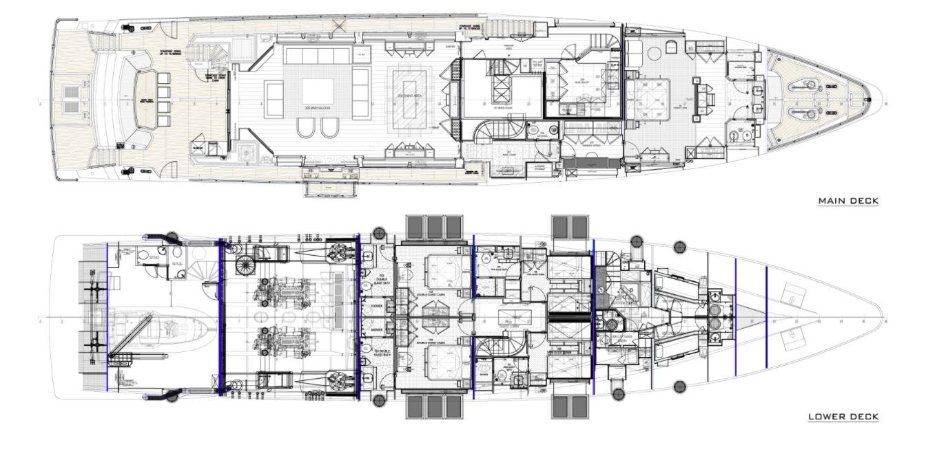 GHOST II - Gulf Craft 37m