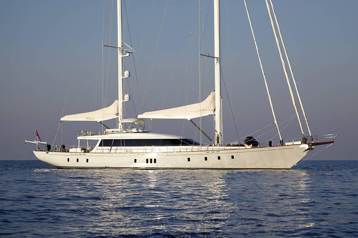 GLORIOUS II - Esenyacht 36m - 4 Cabins - Bodrum - Fethiye - Kos - Rhodes