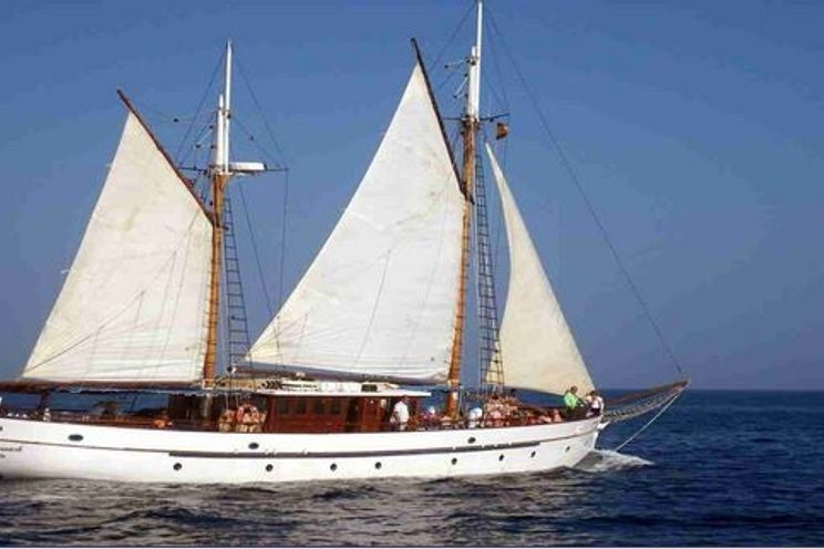 Charter Yacht Goleta Escocesa - Day Charter for up to 36 Guests - Puerto Banus - Marbella