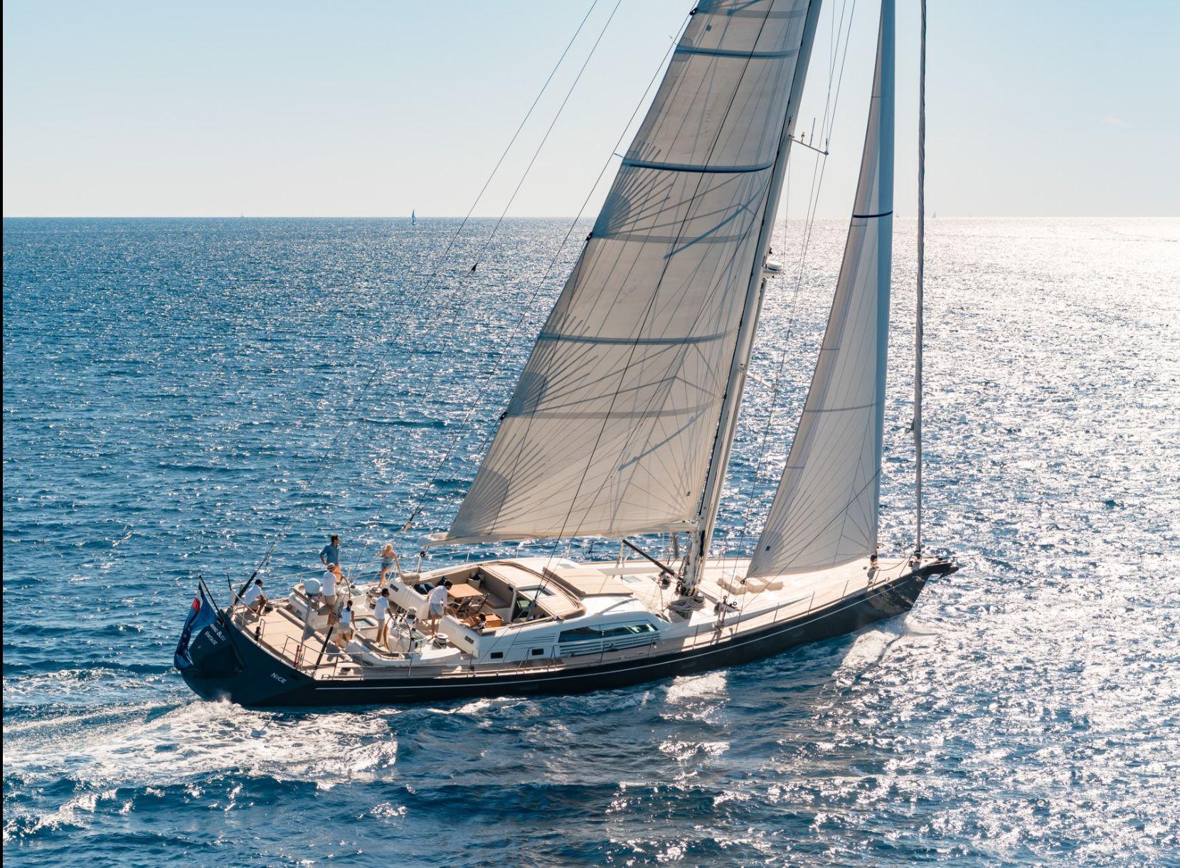 GRAND BLEU VINTAGE - CNB 95 - 4 Cabins - Palma - Ibiza - Monaco - Porto Cervo