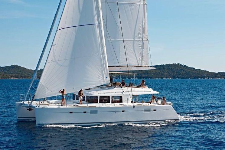 Charter Yacht GRANDE DAME - Lagoon 560 - 5 Cabins - Tortola - Virgin Gorda - US Virgin Islands