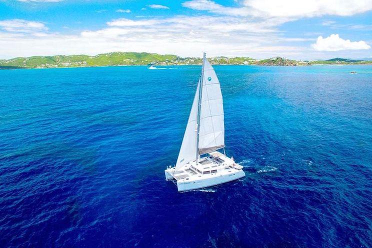 Charter Yacht GREAT ADVENTURE - Lagoon 450 - 3 Cabins - Caribbean - US Virgin Islands - Windward Islands - Leewards Islands - BVI