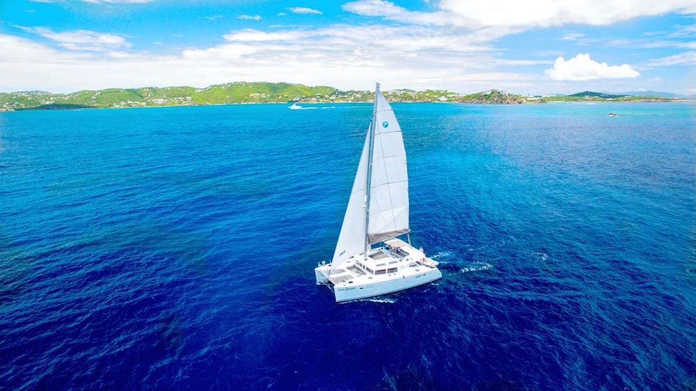 GREAT ADVENTURE - Lagoon 450 - 3 Cabins - Caribbean - US Virgin Islands - Windward Islands - Leewards Islands - BVI
