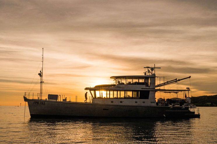 Charter Yacht GREY WOLF - Custom 23m - 3 Cabins - Artic - Svalbard - Norway