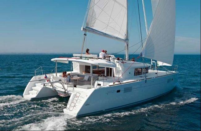 Lagoon 450 - 6 Cabins - Tortola - BVI