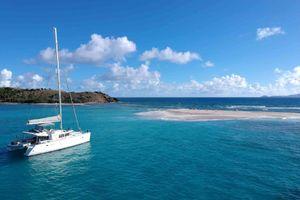 GYPSY PRINCESS - Lagoon 450 - 3 Cabins - BVI - Tortola - Virgin Gorda - Kingstown