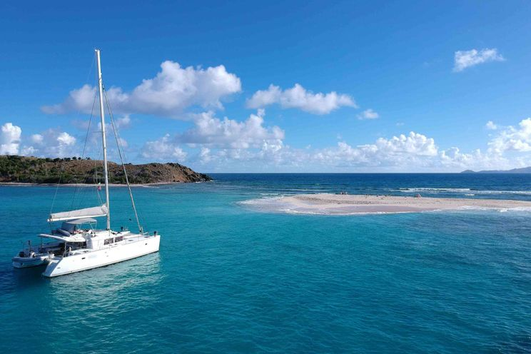 Charter Yacht GYPSY PRINCESS - Lagoon 450 - 3 Cabins - BVI - Tortola - Virgin Gorda - Kingstown