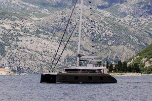 GYRFALCON - Sunreef 60 - 5 Cabins - Split - Trogir - Hvar