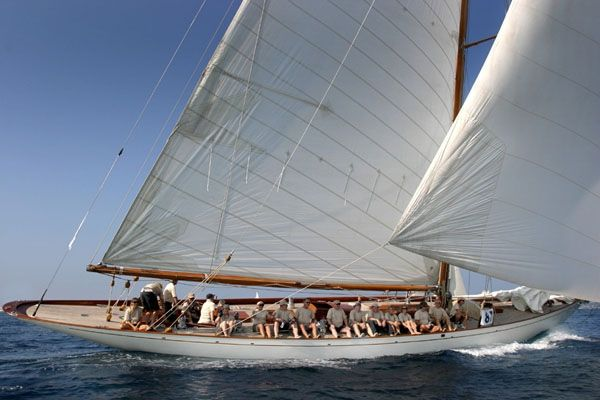 HALLOWEEN - Bermudan Cutter - 2 Cabins - French Riviera - Italian Riviera - Sardinia - Corsica - Barcelona - Majorca - Mahon - Monaco