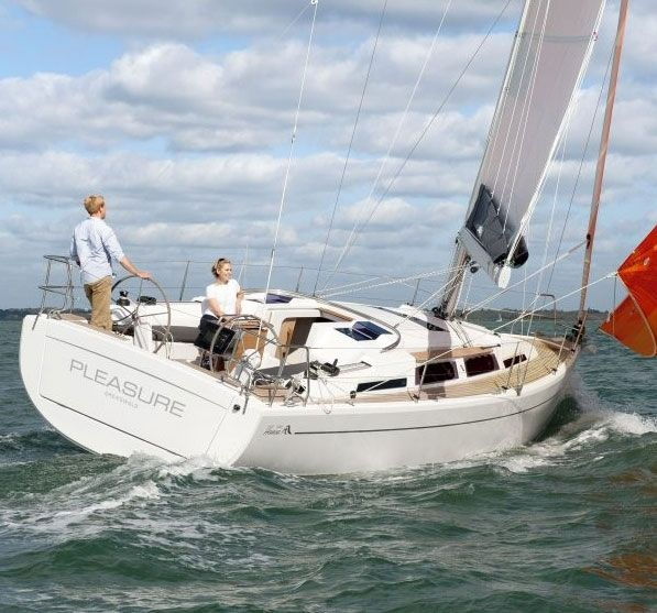 Hanse 345 - 3 Cabins - Cogolin - Port Grimaud - St Tropez