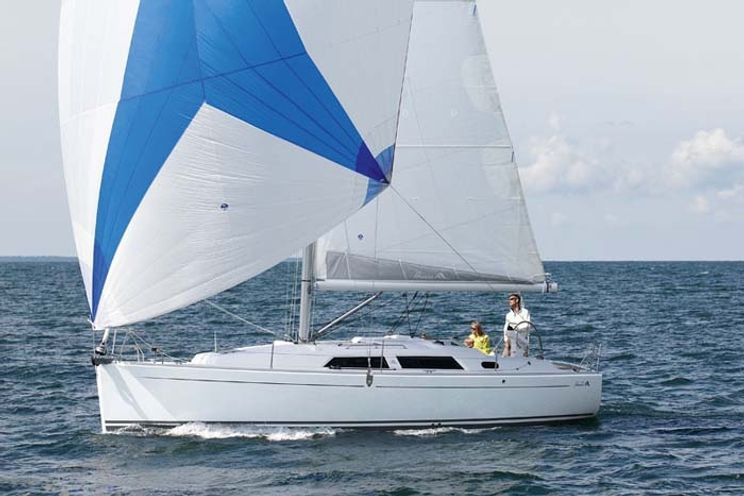 Charter Yacht Hanse 355 - 3 Cabins - Ajaccio - Marseille