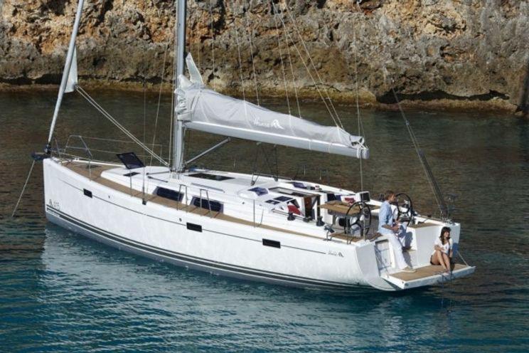Charter Yacht ANDROS