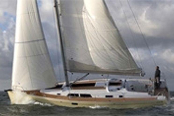 Charter Yacht Hanse 430 - 3 Cabins - Marseille - France