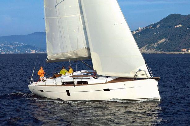 Hanse 445 - 3 Cabins - Ajaccio - Marseille - Corsica