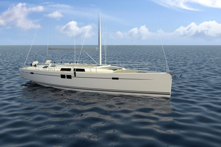 Charter Yacht Hanse 505 - 5 Cabins - Kastela - Croatia