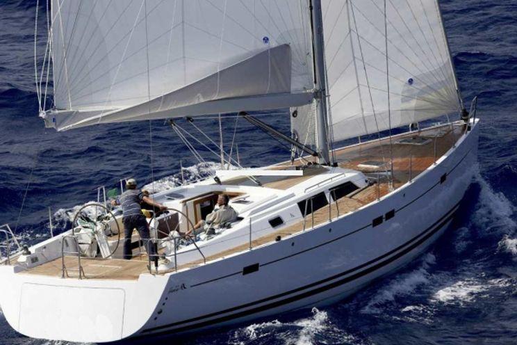 Charter Yacht Hanse 54 - 4 + 1 Cabins - Ibiza - Formentera