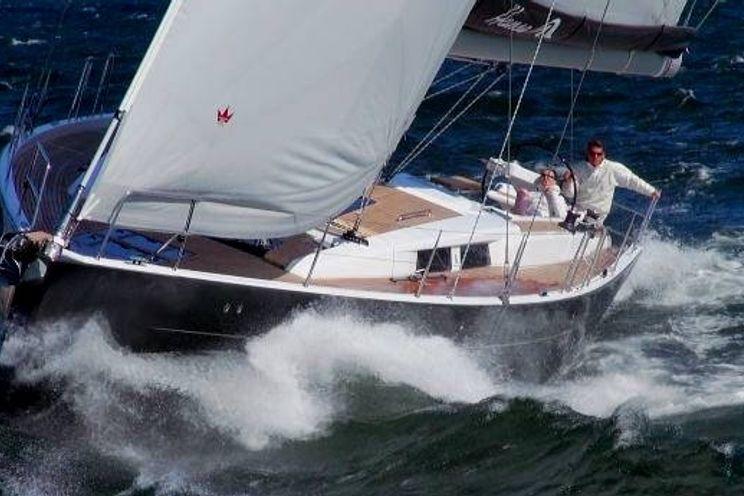 Charter Yacht Hanse 575 - 5 Cabins - Split