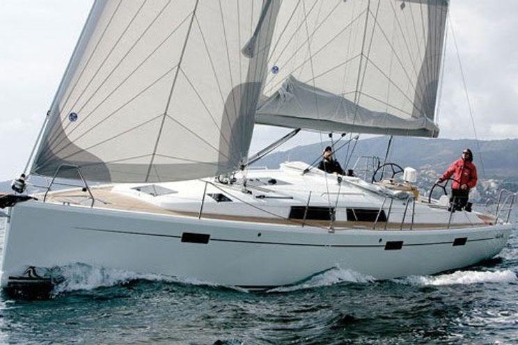 Charter Yacht Hanse 415 - 3 cabins - Tortola