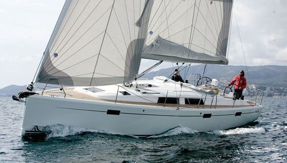 Hanse 415 - 3 cabins - Tortola