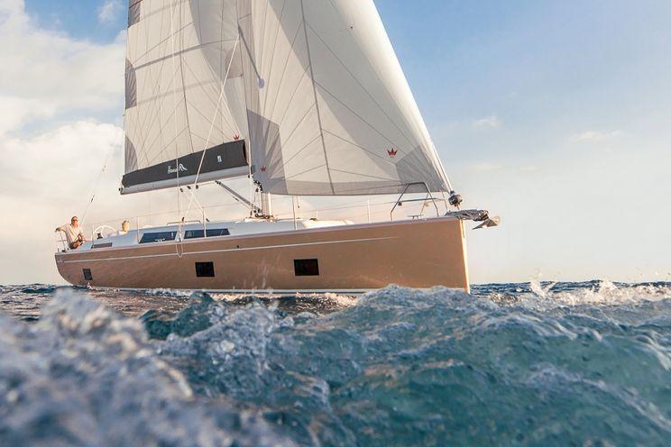 Charter Yacht Hanse 418 - 3 Cabins - Kastela - Croatia