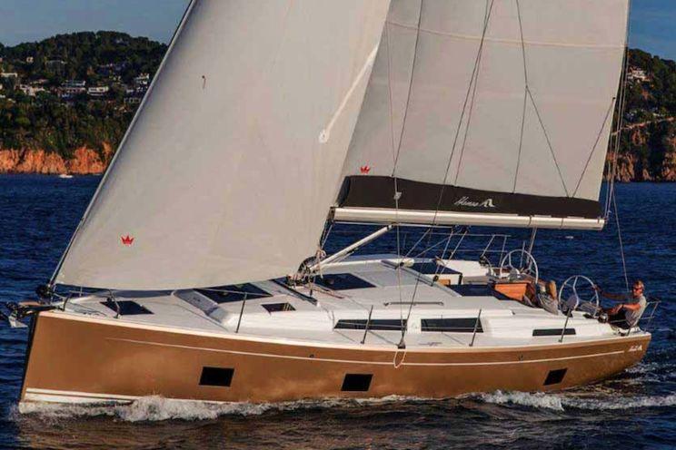 Charter Yacht Hanse 418 - 3 Cabins - Marina Kornati - Croatia