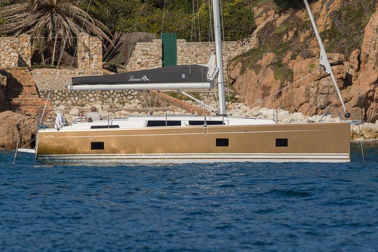 Charter Yacht Hanse 418 - 3 cabins (3 double) - 2018 - Split  - Trogir