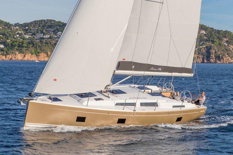 Charter Yacht Hanse 418 - 2019 - 3 cabins(3 double)- Šibenik - Kornati - Biograd - Zadar