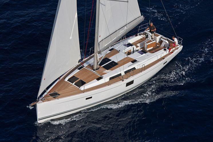 Charter Yacht Hanse 455 - 3 cabins (3 double) - 2018 - Tortola