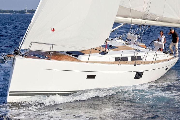 Charter Yacht Hanse 455 - 2019 - 4 Cabins - Biograd - Šibenik - Split